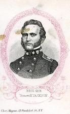 09x078.13 - Brigadier General Stonewall Jackson C. S. A., Civil War Portraits from Winterthur's Magnus Collection